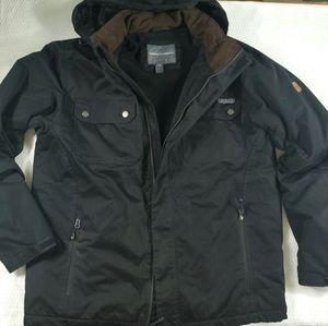 Rugged Elements Fleece Lined Winter Jacket